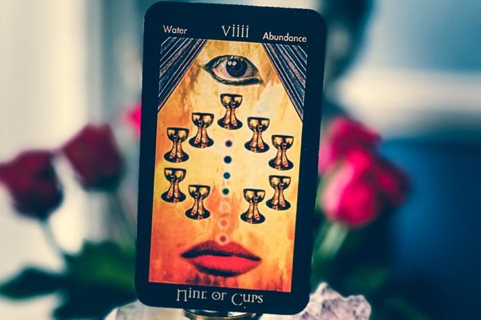 make a wish Tarot Card