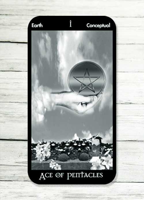ace of pentacles tarot meaning