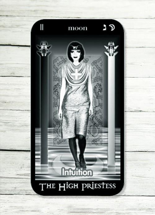 high priestess tarot meaning