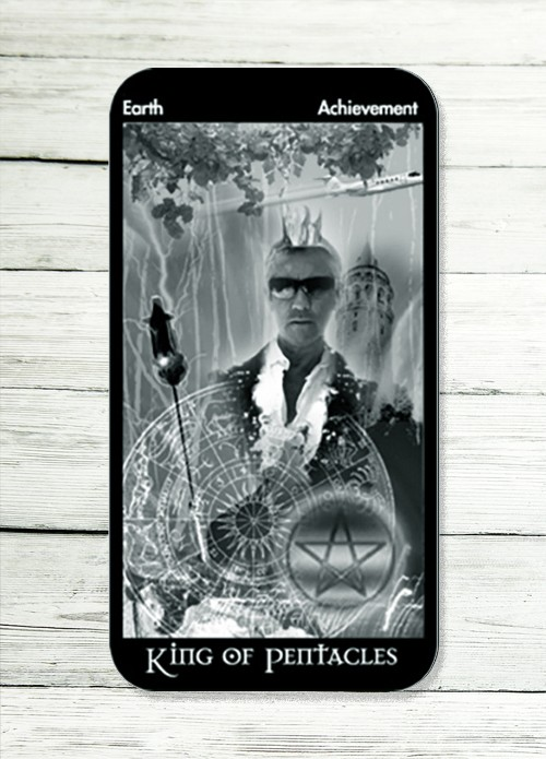 king of pentacles tarot meaning
