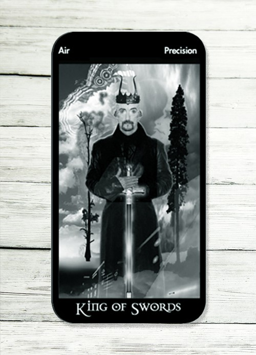 king of swords tarot meaning