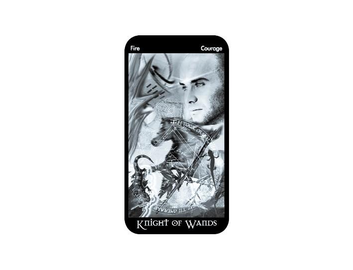 OMara tarot wands