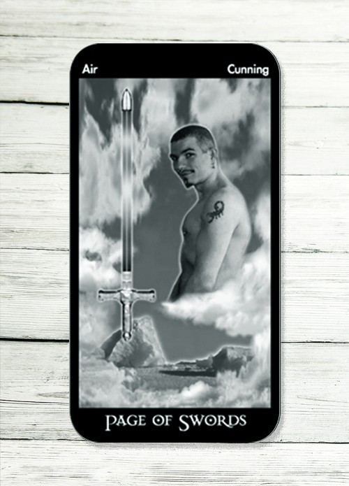 page of swords tarot meaning
