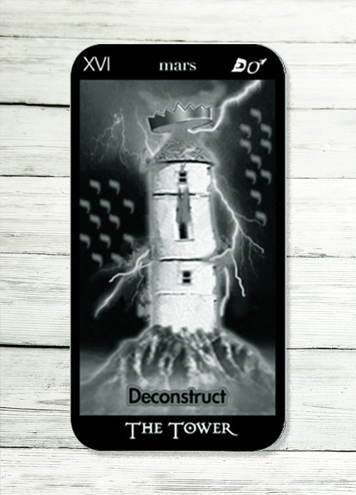 tower tarot meaning