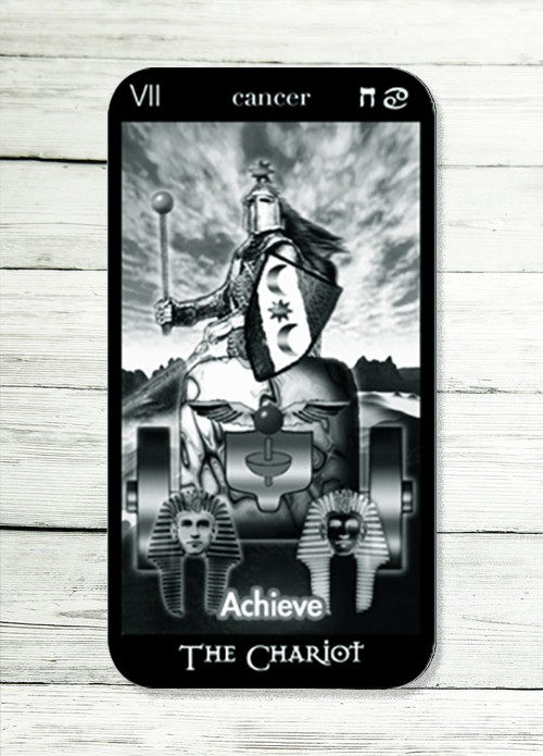 chariot tarot meaning