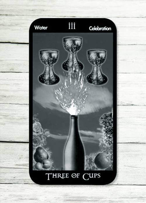 three of cups tarot meaning
