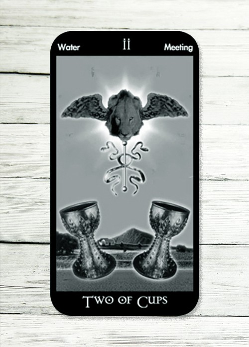 two of cups tarot meaning