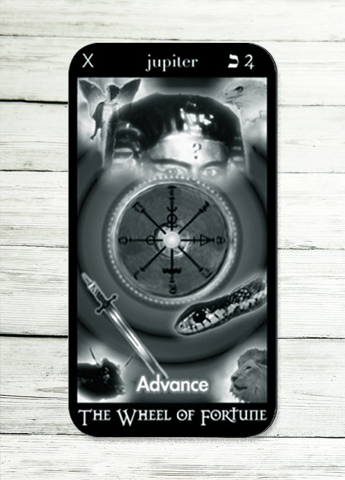 wheel of fortune tarot meaning