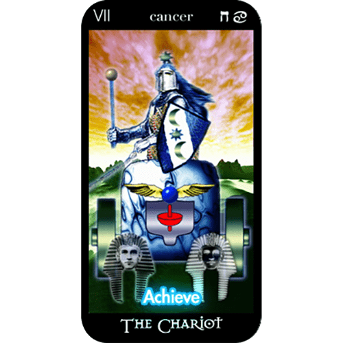 Expert Tarot Readers | The Chariot