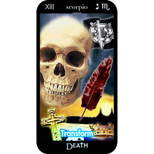 Death | Tarot Card Readers Online | O'Mara Tarot