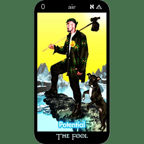 The Fool | Tarot Card Readers | O'Mara Tarot