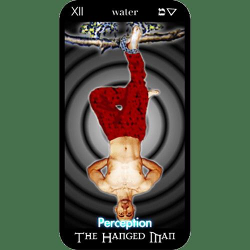 The Hanged Man | O'Mara Tarot