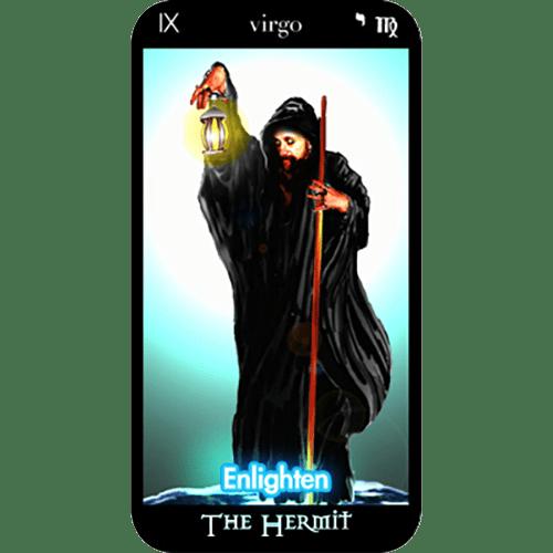 The Hermit | Tarot Card Readers | O'Mara Tarot