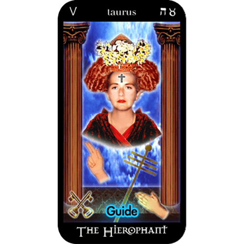 The Hierophant | Tarot Card Readers | O'Mara Tarot