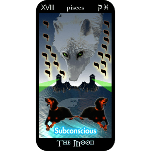 The Moon | Expert Psychics, Clairvoyants and Tarot Card Reading