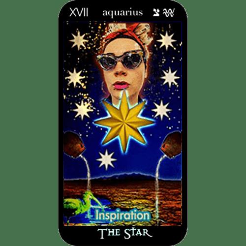 MAJOR ARCANA CARD | The Star | O'Mara Tarot