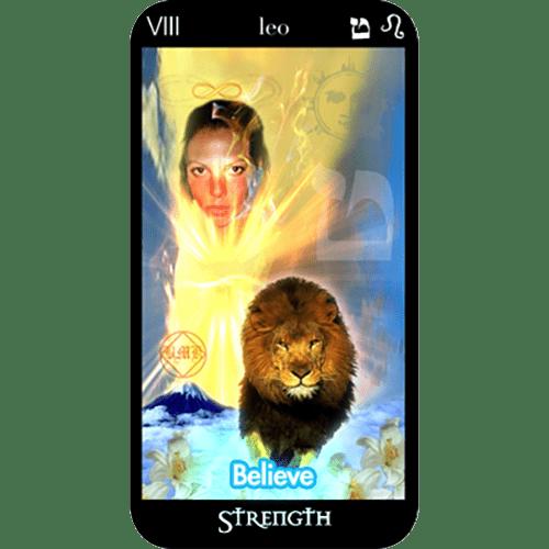 Strength | Tarot Card Readers | O'Mara Tarot
