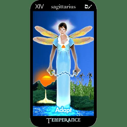 Temperance | Tarot Card Reading | O'Mara Tarot | Online Tarot Readings