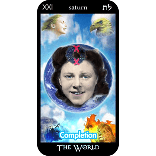 The World | Tarot Cards | O'Mara Tarot