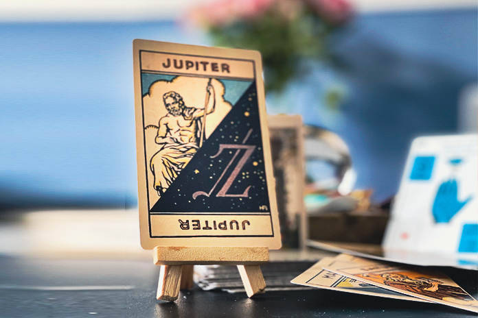 Tarot and the Planets
