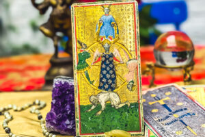 Which Powerful Tarot Card Represents Your Zodiac Sign?